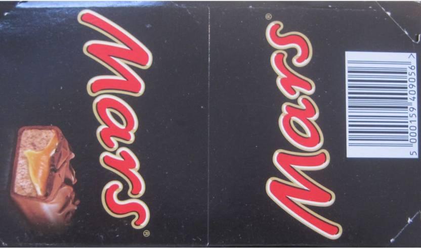 b83a7cebb49 Mars 24 Pcs Chocolate Bars Price in India - Buy Mars 24 Pcs ...