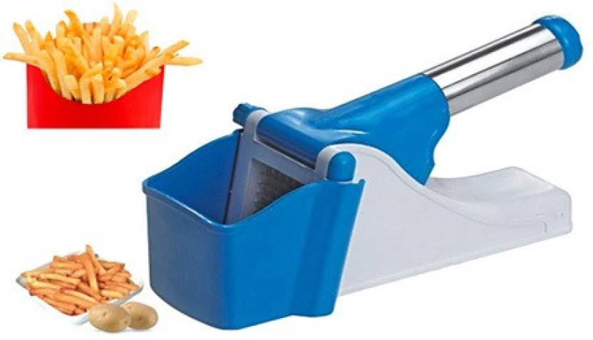 c73031ad689 Capital Potato Vegetable Chipser French Fries   Finger Chips Cutter   Potato  Chopper   Slicer With Container Made from Virgin Plastic Chopper (1 Potato  ...