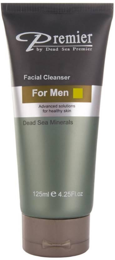 Premier Dead Sea Facial Cleanser For Men Price In India Buy