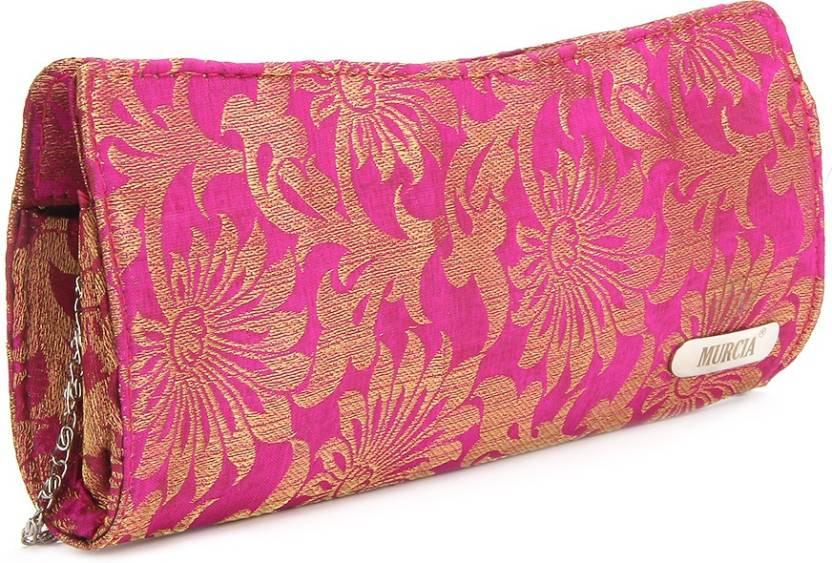 Murcia Women Pink  Clutch