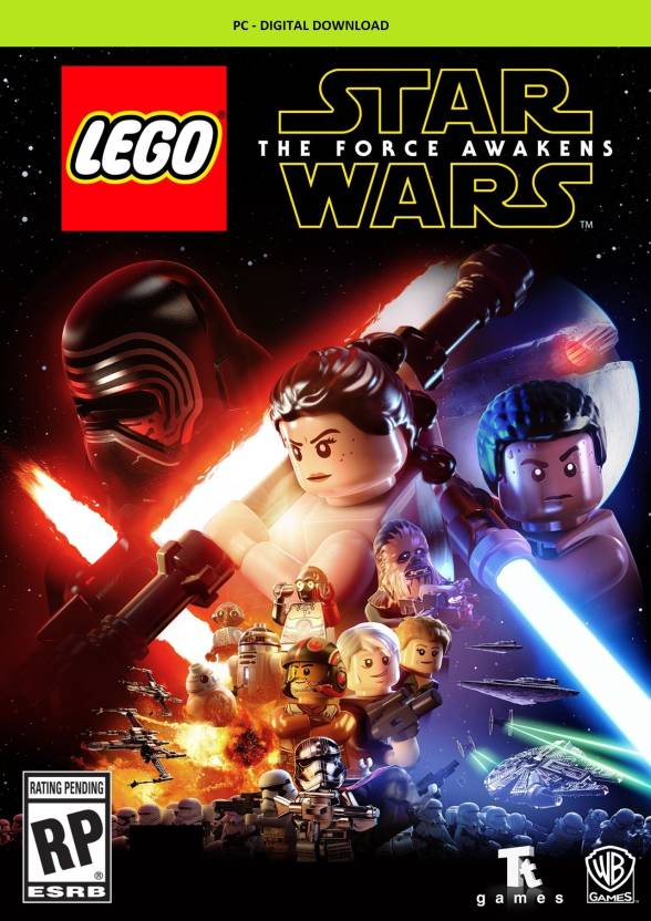Lego Star Wars: The Force Awakens - Standard edition Price