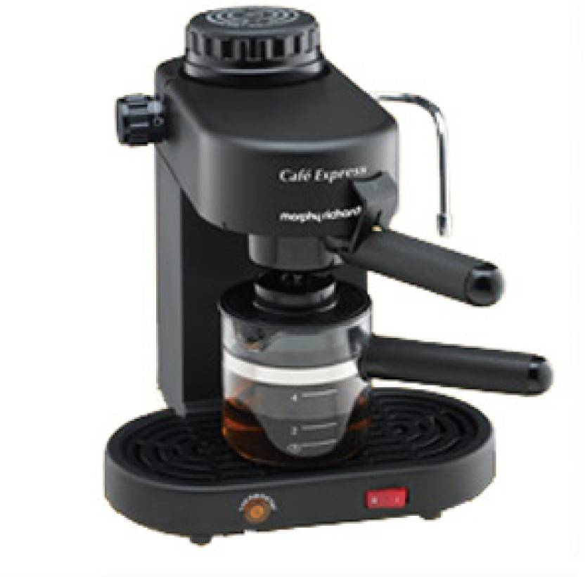 Coffee Maker At Flipkart : Morphy Richards Cafe Express 4 Cups Coffee Maker Price in India - Buy Morphy Richards Cafe ...