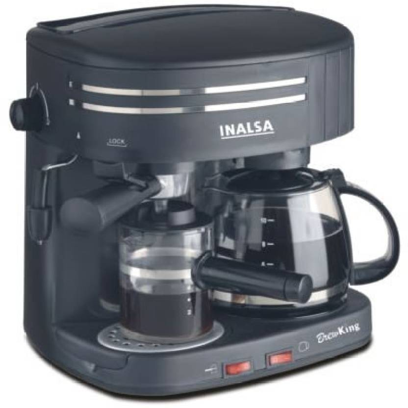 Inalsa Brew King 10 Cups Coffee Maker