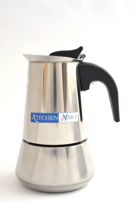 Kitchen Mart Percolator 220ml 2 Cups Coffee Maker