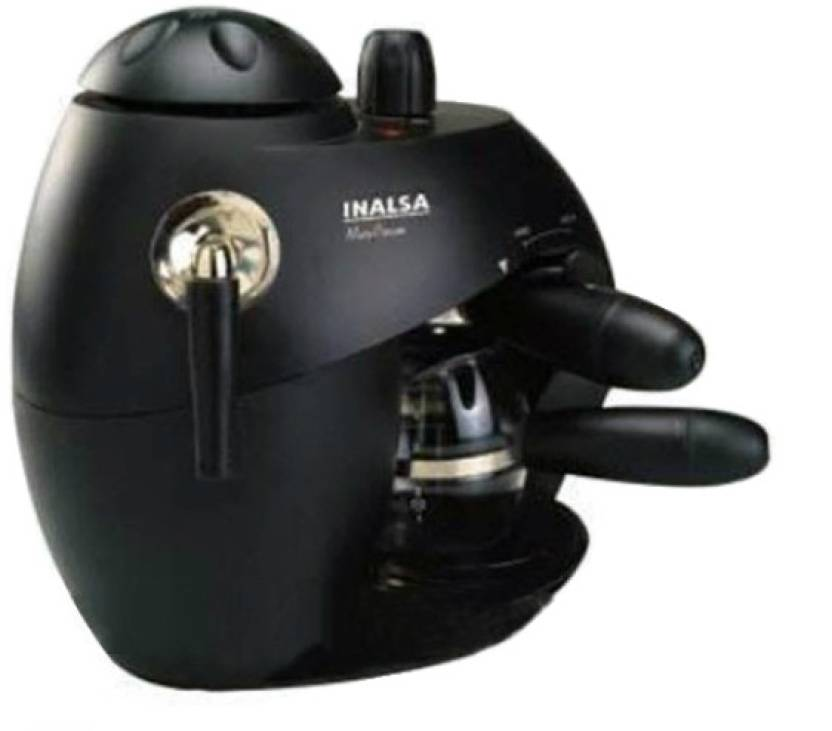 Inalsa Maxi Cream 4 Cups Coffee Maker