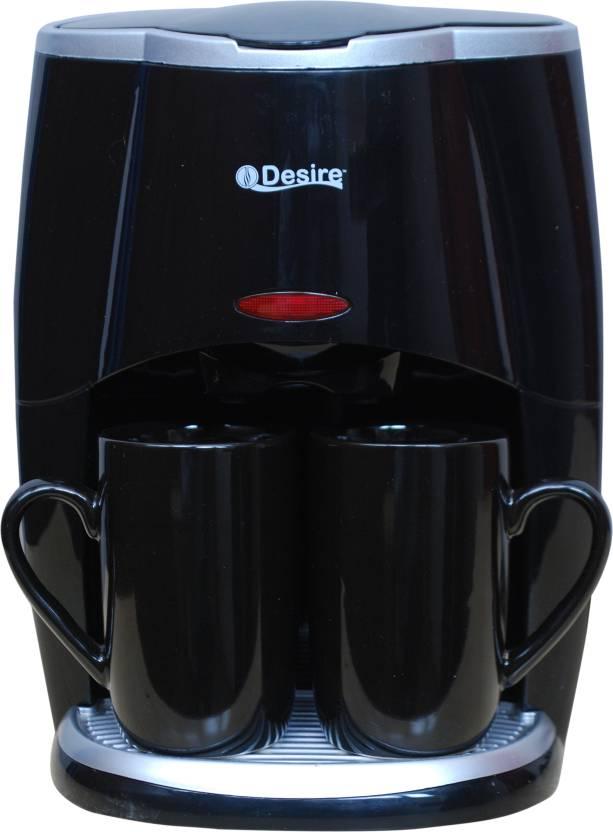 Desire DCM 688 2 Cups Coffee Maker