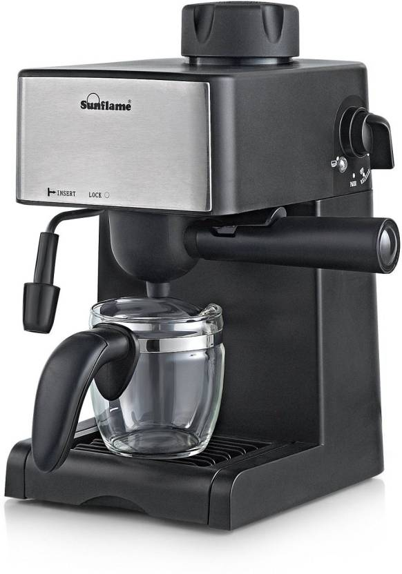 Sunflame Espresso SF 712 4 Cups Coffee Maker