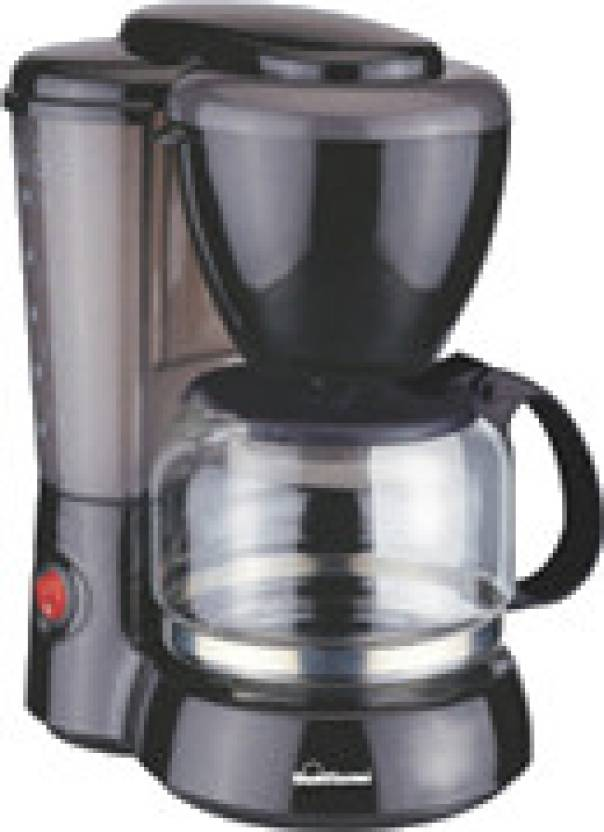 Filter Coffee Maker Flipkart : Sunflame SF-702 6 Cups Coffee Maker Price in India - Buy Sunflame SF-702 6 Cups Coffee Maker ...