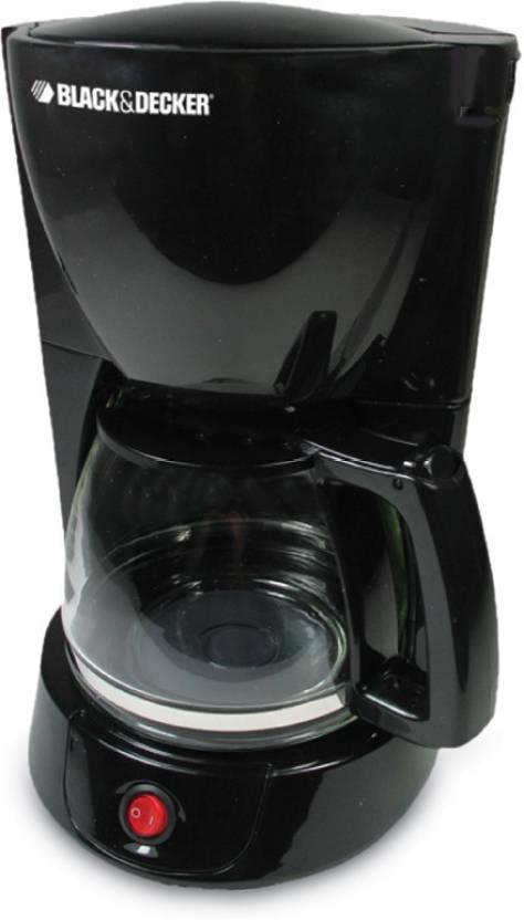 Black & Decker DCM 600 8 Cups Coffee Maker
