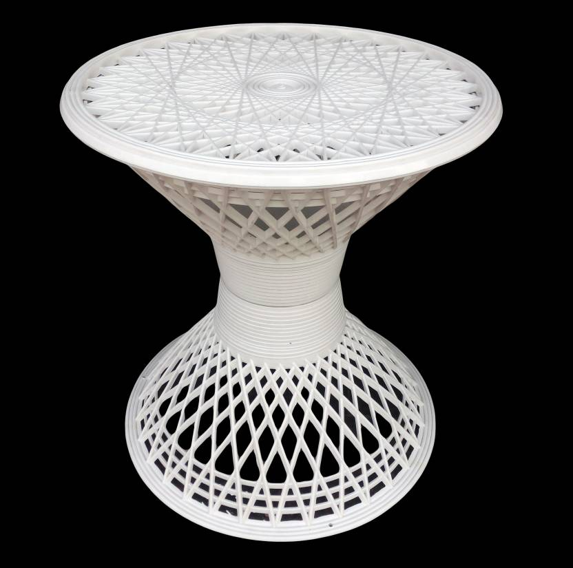 Suryaprabha Round Plastic Coffee Table