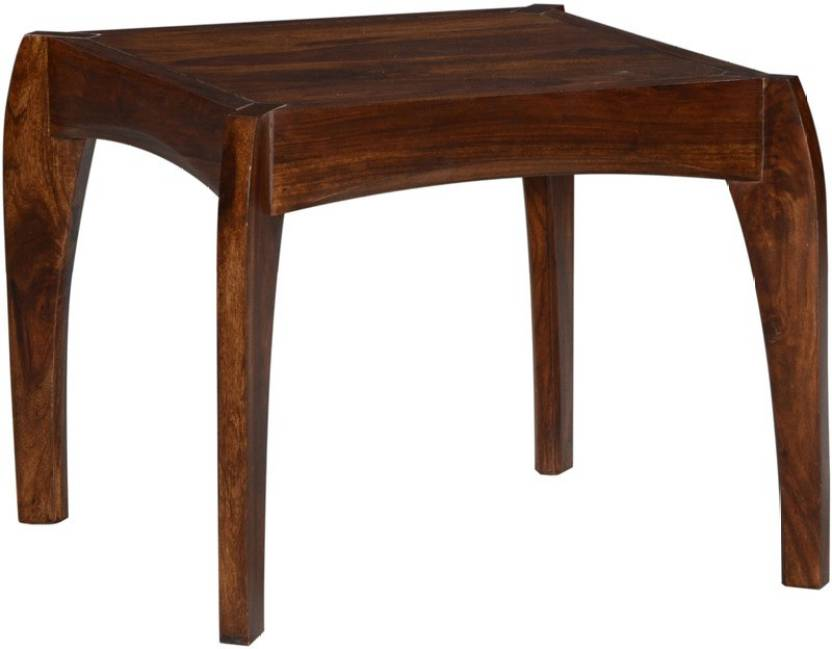 Ringabell Sheesham Wood Solid Wood Coffee Table Finish Color   Provincial Teak