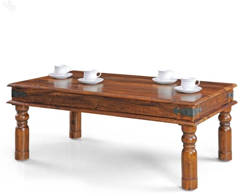 Royaloak Emerald Solid Wood Coffee Table