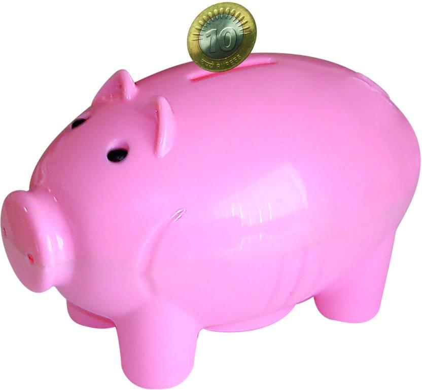 Buddyz Pig Shaped Coin Bank Price In India Buy Buddyz