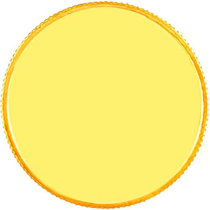 E Gitanjali Ltd Solid 24 (995) K 1 g Gold Coin