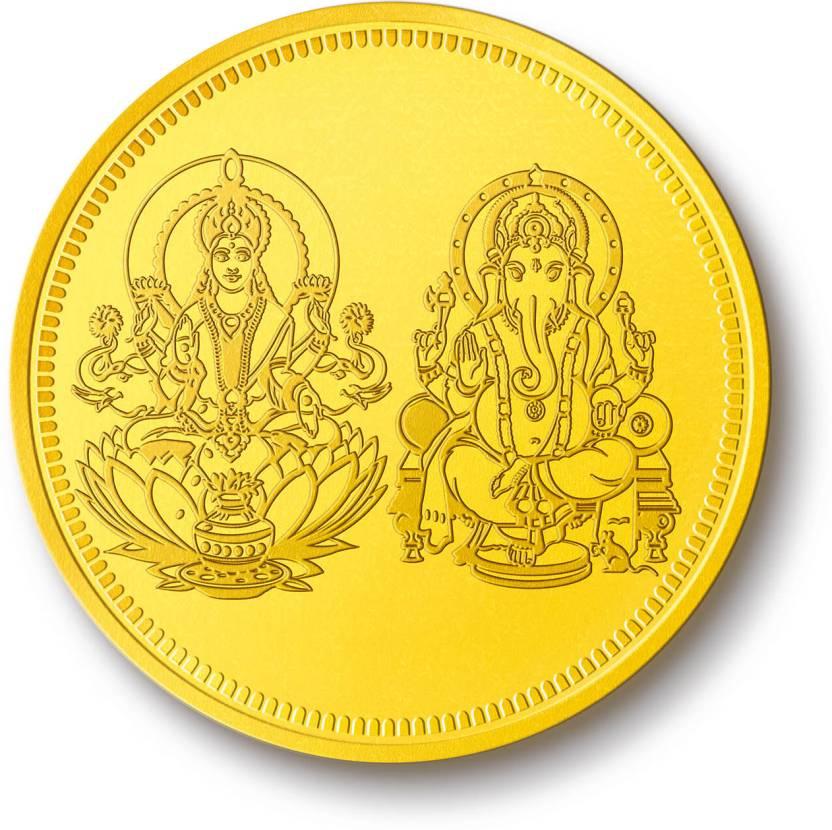 Zee Gold 24 995 K 8 G Coin