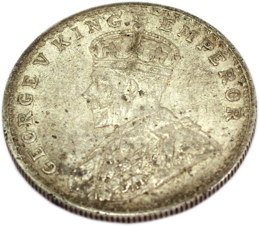 925 Silver Antique Dated 1917 S 11 6 G Coin