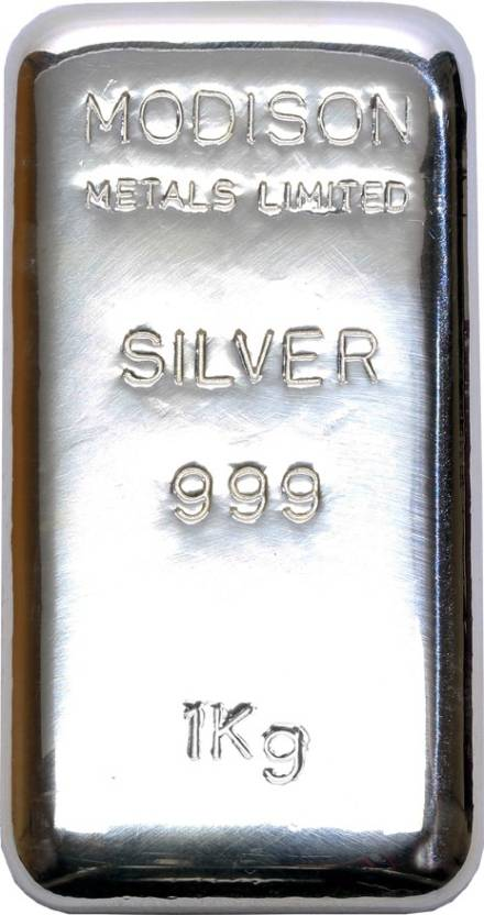 1 Kg Silver Price August 2019