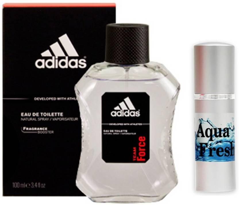 Adidas Team Force Perfume And Aqua Fresh Combo Set Buy Adidas Team