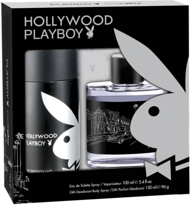 Playboy Gift Set - Hollywood