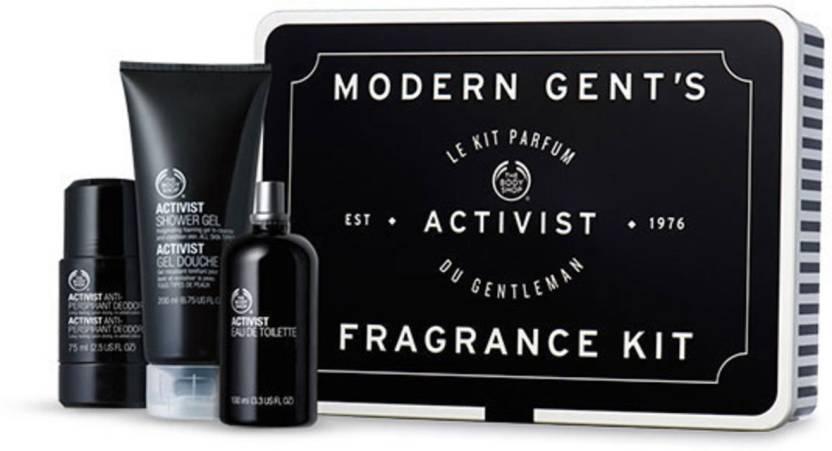 The Body Shop Activist Gift Set Combo Set (Set of 3)