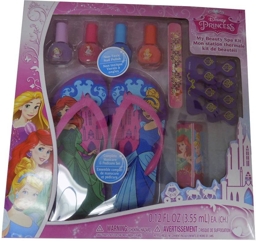 Disney Princess My Beauty Spa Kit - | Buy Baby Care Combo in India