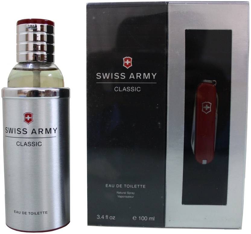 Swiss Army CLASSIC EDT Gift Set Gift Set