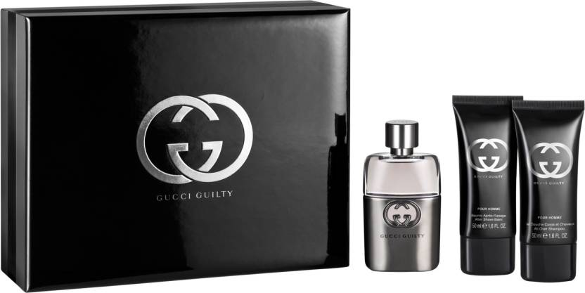 c9e37560b6a GUCCI Guilty Travel Collection Pour Homme Gift Set Price in India ...