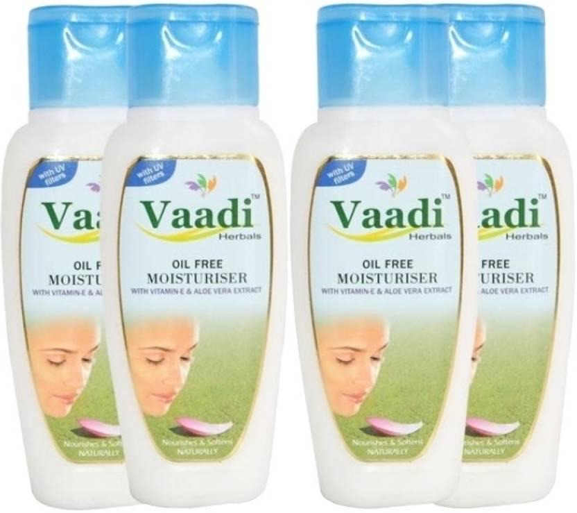Vaadi Herbals Oil Free Moisturizers with Aloe Vera & Vitamin E