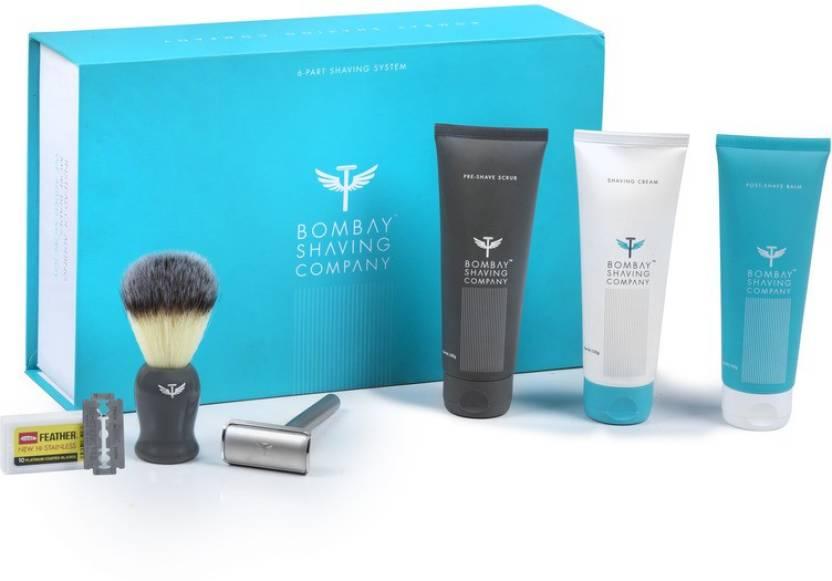 Bombay Shaving Company 6-Part System