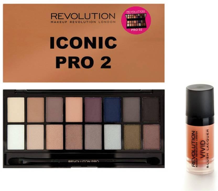 Makeup Revolution Iconic 2 Heart (Set of 2)