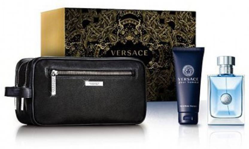 05499c9409a9 Versace Pour Homme Gift Set For Men Price in India - Buy Versace ...