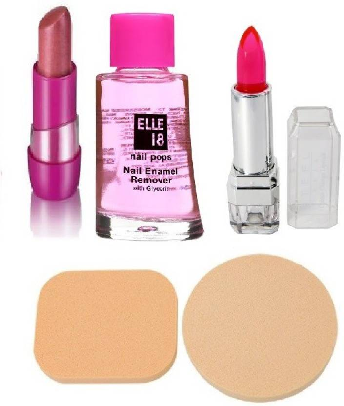 Oriflame Sweden Very Me Lip Addict Lipstick Shade Pink Blush Combo Set Of 6