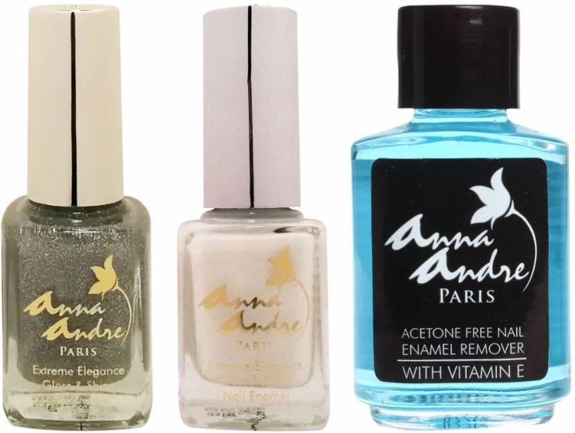 Anna Andre Paris Nail Polish - French Manicure Duo Set & Nail Polish