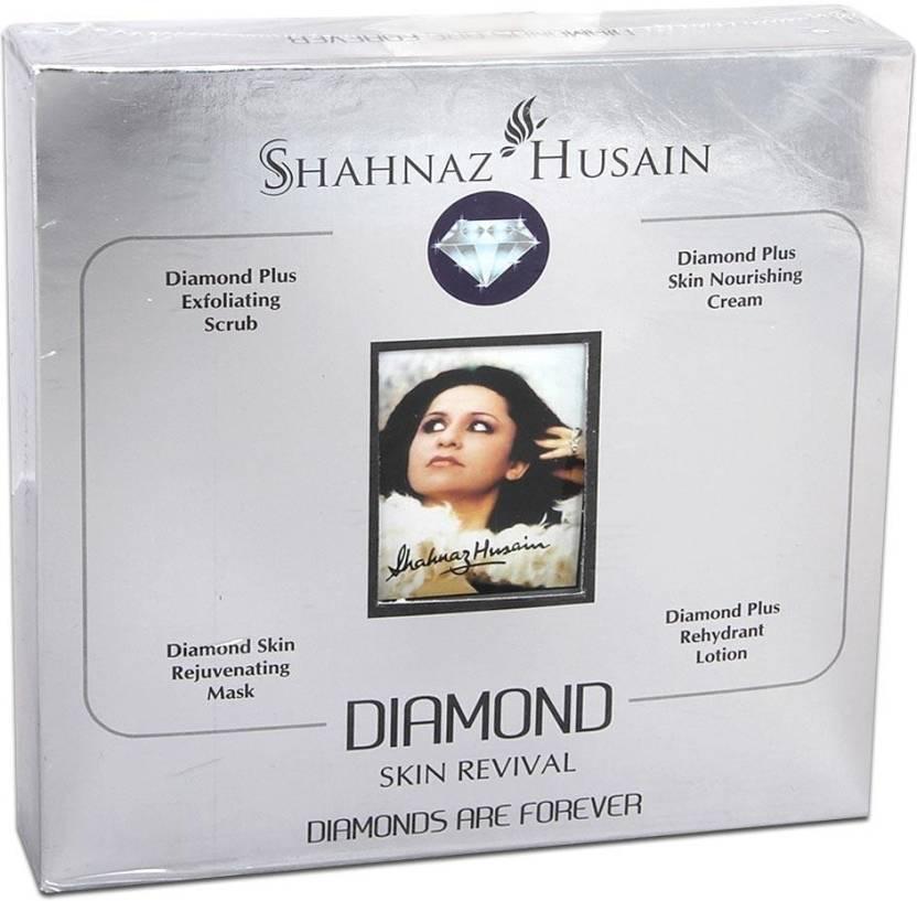 Shahnaz Husain Diamond Skin Revival Kit