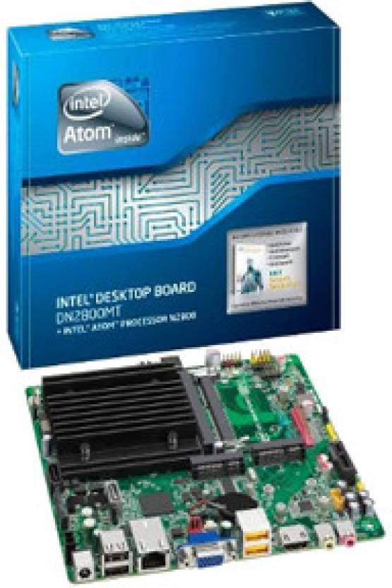 Intel DN2800MT Combo Motherboard