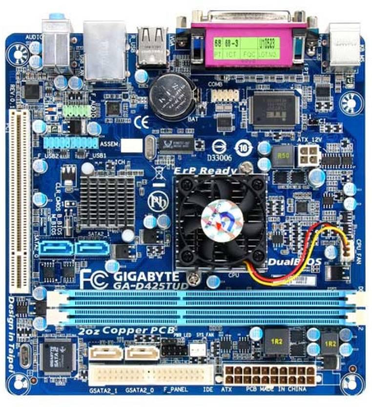 Gigabyte GA-D425TUD Combo Motherboard