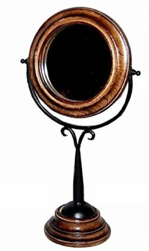 Desi Karigar Standing Mirror Price In India Buy Desi Karigar