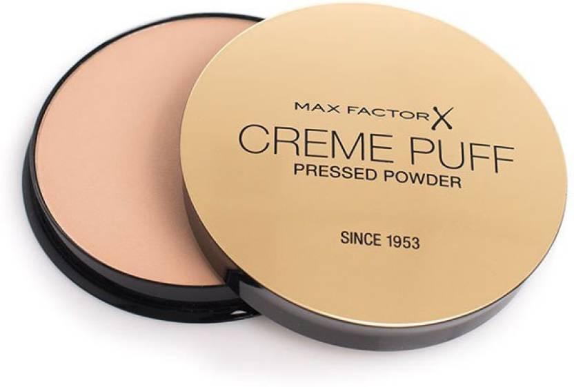Nye Max Factor Creme Puff Pressed Powder Compact - Price in India, Buy TN-71