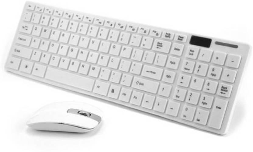 Snehi Wireless Keyboard Mouse Combo Set Price In India Buy Snehi