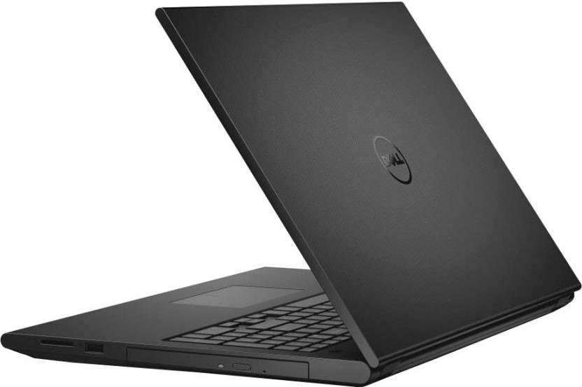 Dell Inspiron 3541 Notebook (APU Dual Core E1/ 4GB/ 500GB/ Ubuntu)