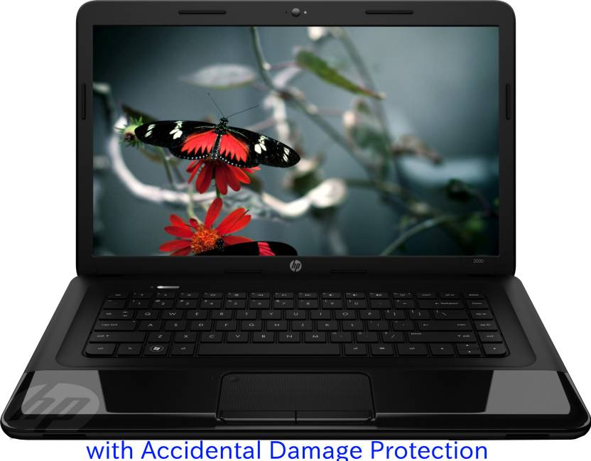 HP 2000 2116TU Laptop 3rd Gen Ci5/2GB/500GB/DOS