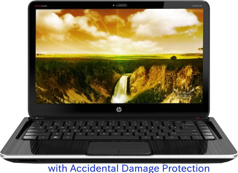 HP Pavilion DV4-5008TX Laptop 2nd Ci5/6GB/640GB/Win 7 HB/2GB Graphics with Beats Audio