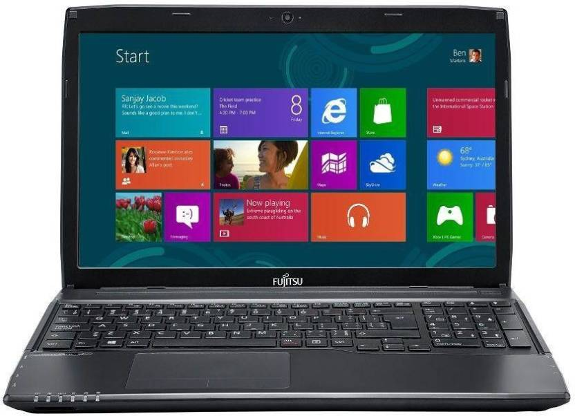 Fujitsu Lifebook Core i3 5th Gen - (8 GB/1 TB HDD/DOS) A5550M0002ME A555 Notebook