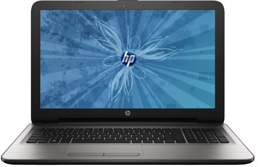 HP Core i3 - (4 GB/1 TB HDD/DOS) X5Q17PA 15-be005TU Notebook  (15.6 inch, Turbo SIlver, 2.19 kg) By Flipkart @ Rs.24,990