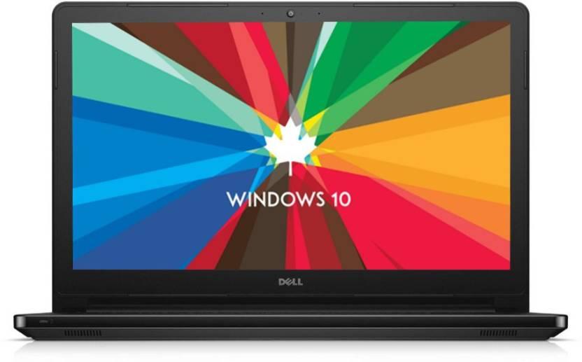 INSP 5559 Black (6th Gen Core i3  6100U/4GB/ 1TB/ Windows 10 Home, Intel HD Graphic 520)