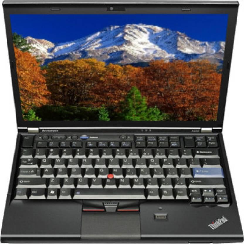 Lenovo ThinkPad X230 (2325-3VQ) Laptop (3rd Gen Ci5/ 4GB/ 500GB/ Win7 Prof)