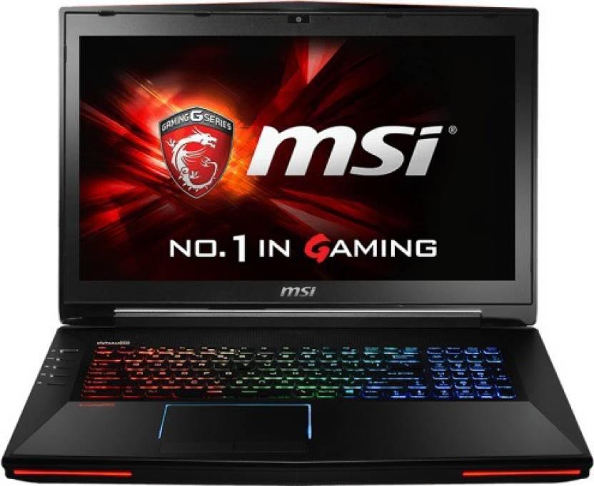 MSI GT Series Core i7 5th Gen - (16 GB/1 TB HDD/256 GB SSD/Windows 8 Pro/8 GB Graphics) GT72 2QE Dominator Pro G Notebook