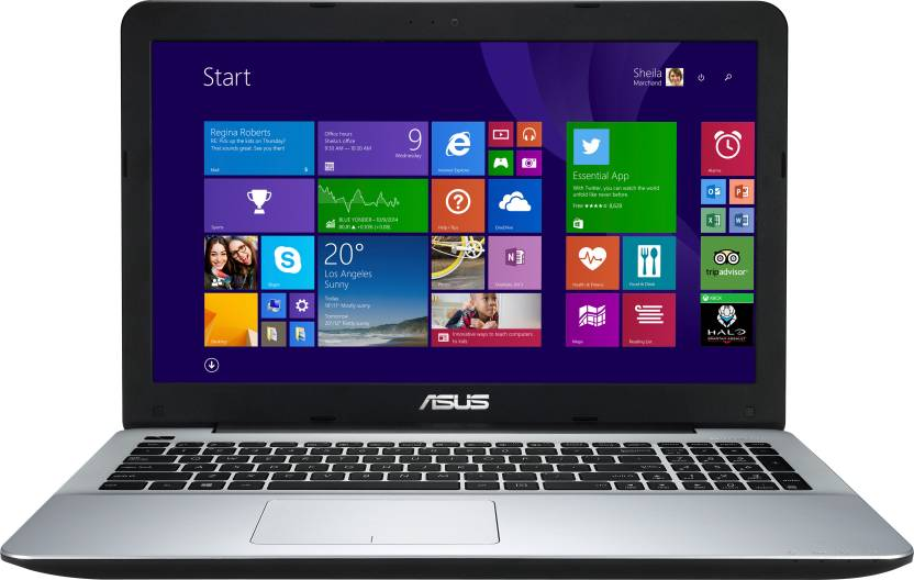 Asus X555LJ Core i5 5th Gen - (4 GB/1 TB HDD/Windows 8 Pro/2 GB Graphics) 90NB08I2-M02560 X555LJ-XX041H Notebook