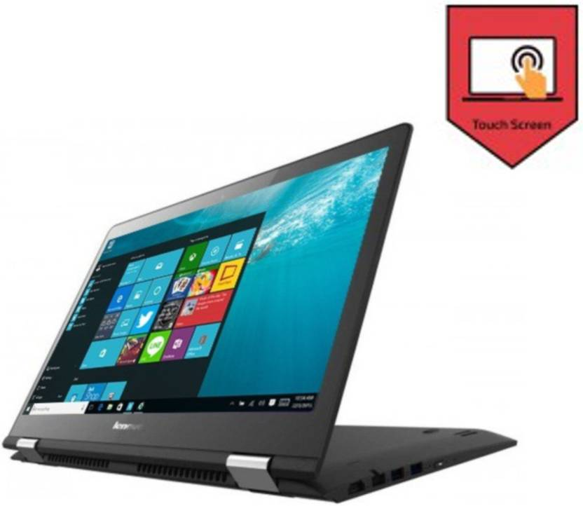 Lenovo Yoga 500 Core i5 5th Gen - (4 GB/500 GB HDD/8 GB SSD/Windows 10  Home) 500-14IBD 2 in 1 Laptop