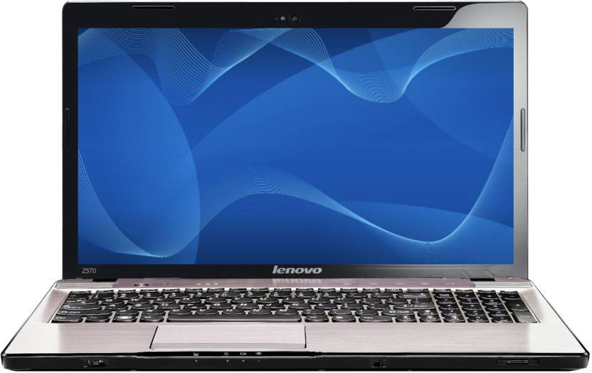 Lenovo Ideapad Z570 (59-315954) Laptop (2nd Gen Ci3/ 4GB/ 500GB/ Win7 HB/ 2GB Graph)